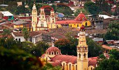 La Ciudad del café en Coatepec, Veracruz