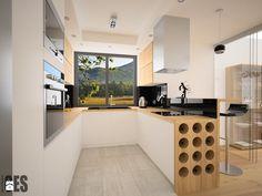 Projekty kuchni - Kuchnia, styl nowoczesny - zdjęcie od OES architekci