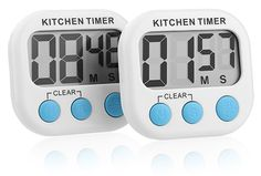 The value of kitchen timers cannot be underestimated, but some people think that such gadgets are irrelevant. For others, they fail to invest in a digital
