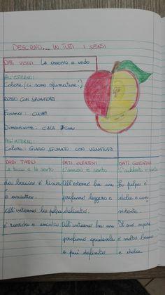Descrivere oggetti naturali e artificiali II parte-italiano-ottobre - Maestra Anita Problem Solving, Bullet Journal, Teacher, Writing, Education, School, Anastasia, 3, Geography