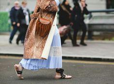 Miu miu balerina shoes ss16 plaid skirt coat winter style