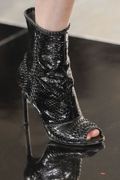 All the Scene-Stealing Shoes From New York's Fall 2013 Shows:all 2013