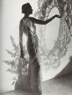 fawnvelveteen:  Chanel, Vogue, 1935. Photo by Cecil Beaton