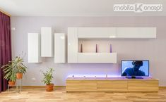 Mobiler Living Mobiles, Flat Screen, Blood Plasma, Flatscreen, Plate Display