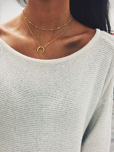 Fashion Alloy Moon Necklace Fashion Jewelry Necklace - an Alloy Moon Necklace worth wearing to get attraction.Fashion Jewelry Necklace - an Alloy Moon Necklace worth wearing to get attraction. Fashion Jewelry Necklaces, Dainty Jewelry, Cute Jewelry, Fashion Necklace, Gold Jewelry, Jewelery, Jewelry Accessories, Jewelry Design, Women Jewelry