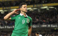 Long stresses the positives ahead of Italy showdown - Extratime.ie - League of Ireland ! National League, Euro, Ireland, Polo Ralph Lauren, Stress, Positivity, Football, Italy, Mens Tops