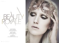 Beauty II | toronto makeup hair artist rhia amio editorial creative portfolio print fashion television film weddings