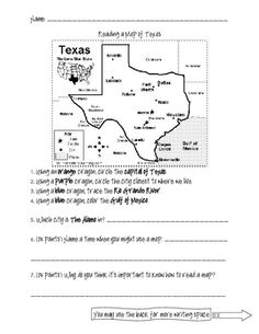 snapshot image of map skills worksheet 2 homeschool social studies history georgraphy. Black Bedroom Furniture Sets. Home Design Ideas