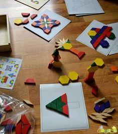 Tangram – un joc educativ | EduJoc – Evenimente, Blog