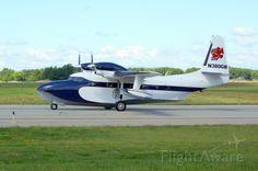 FRAKES Turbo Mallard (twin-turboprop) Aircraft (page - FlightAware Amphibious Aircraft, Flying Boat, Air Travel, Amphibians, Fighter Jets, Mallard, Aviation, Swimming, Military