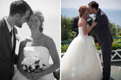 Intimate west porch wedding at the Grand Hotel by Paul Retherford Wedding Photography, http://www.paulretherford.com