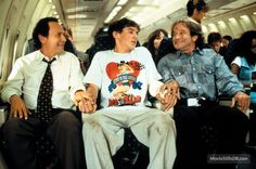 Fathers' Day - Publicity still of Robin Williams & Billy Crystal