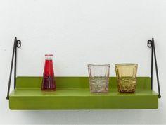 Półka Life zielona — Półki Kare Design — sfmeble.pl