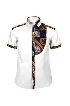 African Wear Styles For Men, African Shirts For Men, African Dresses Men, African Clothing For Men, Latest African Fashion Dresses, African Attire, African Outfits, African Style, African Print Shirt