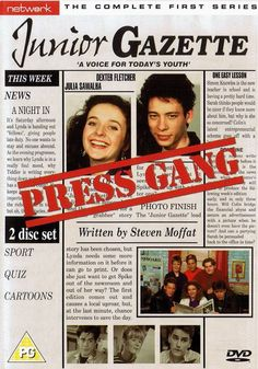 Press Gang  Who didn't love Spike ;)