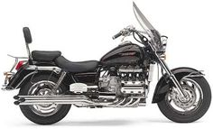 Honda Valkyrie with 6-into-6 pipes