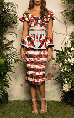 Trinidad Off-The-Shoulder Top by JOHANNA ORTIZ Now Available on Moda Operandi
