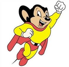 Mighty Mouse - (1942-1967) Children's Programming