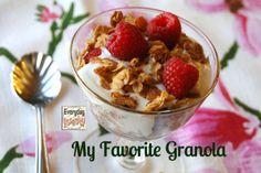 My Favorite Granola
