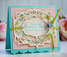 Thoughts of a Cardmaking Scrapbooker!