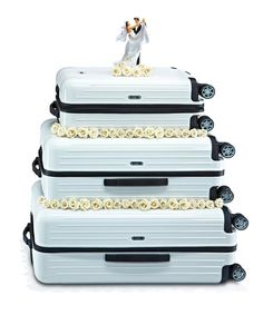Rimowa - GREAT for a wedding registry!