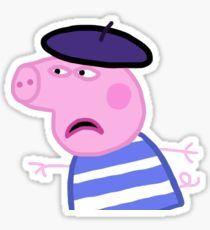 Peppa Pig Funny, Peppa Pig Memes, Funny Valentine Memes, Peppa Pig Stickers, Peppa Pig Wallpaper, Papa Pig, Snapchat Stickers, Wallpaper Stickers, Aesthetic Stickers