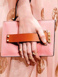 "lamorbidezza: ""Valentino Spring 2015 Details """