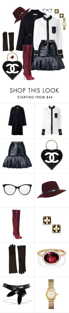 """Trending Part 21--Prince Street Flow"" by scope-stilettos ❤ liked on Polyvore featuring Givenchy, Maison Margiela, Yves Saint Laurent, Chanel, STELLA McCARTNEY, Miss Selfridge, Jimmy Choo, Marc by Marc Jacobs, Barneys New York and Irene Neuwirth"