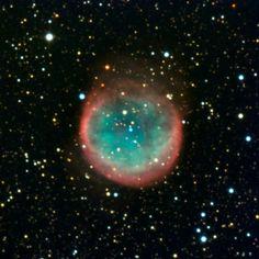 Nebula NGC 6781