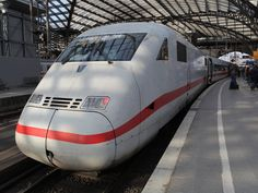 London to Berlin by High Speed Train