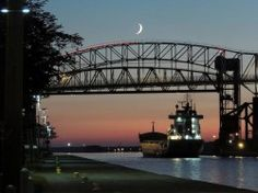 Nine Things You Might Not Have Known About The Soo Locks:   1. Engineer's Weekend in Sault Ste. Marie, Michigan, is June 27 – 28, 2014, has something for everyone, including boat races, spectacular vistas and the opportunity to get a behind-the-scenes look at the great Soo Locks.