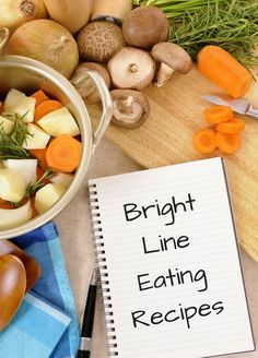 Bright Line Eating Recipes Easy Healthy Recipes, Whole Food Recipes, Low Carb Recipes, Healthy Meals, Eat Healthy, Healthy Living, Bright Line Eating Recipes, Clean Eating Plans, Veggie Tales