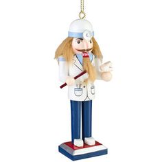 Dentist Nutcracker Ornament