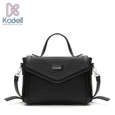 1dbd76b0ac41 Kadell 2016 Famous Brand Women Messenger Bags Crocodile Pattern Satchel Bags  shoulder bag Luxury Handbags Women Bags Designer