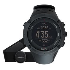 The journey to your summit is what it's all about – whether it's a mountain or a personal best. The Suunto Ambit3 Peak is your ultimate GPS watch for sports and adventure. It guides you every step of the way, providing all you need to progress and stay safe on your quest.
