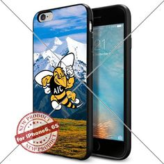 WADE CASE Georgia Tech Yellow Jackets Logo NCAA Cool Apple iPhone6 6S Case #1014 Black Smartphone Case Cover Collector TPU Rubber [Forest] WADE CASE http://www.amazon.com/dp/B017J7J2QE/ref=cm_sw_r_pi_dp_wW2rwb0FXRM04