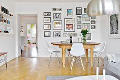 Plats för matbord. Ernst Ahlgrensgatan 4A - Bjurfors