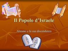 Il Popolo d'Israele Abramo e la sua discendenza>