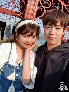 Soo young and hyun woo Asian Actors, Korean Actors, Korean Dramas, The Liar And His Lover Kdrama, Lovely Love Lie, Crude Play, K Pop, Love 020, O Drama