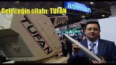 ASELSAN'dan geleceğin silahı: TUFAN