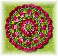 Crochet Mandala  <3