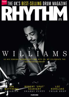 Rhythm Magazine 232. The latest news and hot gear, plus tips, classic sounds and more!