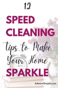 Want to spend less time cleaning without sacrificing cleanliness? Learn these cleaning tips and hacks to keep your house clean longer. Baking Soda Cleaning, Cleaning Recipes, House Cleaning Tips, Spring Cleaning, Cleaning Hacks, Car Cleaning, Speed Cleaning, Declutter Your Home, Used Tools