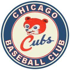 chicago cubs 1960s | Circular Logo Tutorial