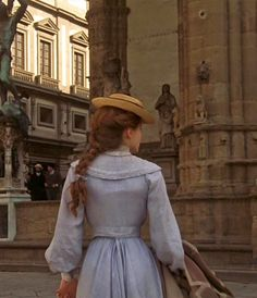 Helena Bonham-Carter in A Room With A View ⋇ ∵ seabois ∵ ⋇