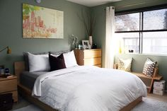 Cool Bedrooms vs. Warm Bedrooms