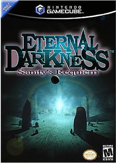 H.P. Lovecraft and Gamecube? You bet and this game has some really innovative ideas. Insanity effects make this game one of a kind.