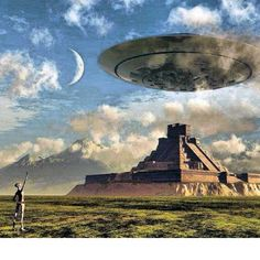 350 Alien UFO Artifacts Discovered Under Mayan Pyramid (Video… Les Aliens, Aliens And Ufos, Unexplained Mysteries, Ancient Mysteries, Ancient Artifacts, Ancient Aliens, Area 51, Atlantis, Art Alien