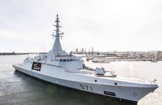 Egypt takes delivery of first Gowind corvette from France