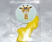 Items similar to Giraffe Party Favors, Recycled Crayons And Stickers Giraffe Stickers and 20 Giraffe Crayons on Etsy Sophie Giraffe, Giraffe Party, Recycled Crayons, School Parties, Birthday Favors, Sticker Shop, For Your Party, Different Shapes, All The Colors